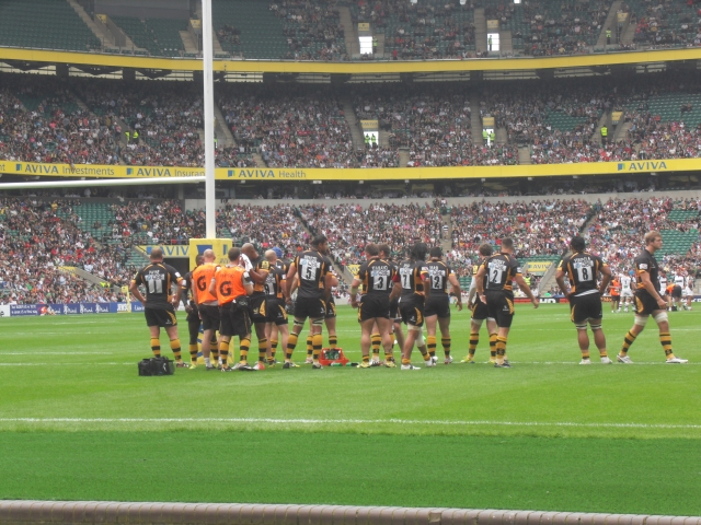 London double header 2012