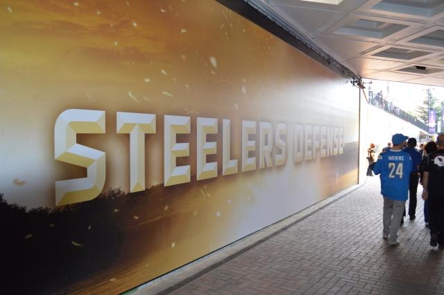 NFL International Series Steelers @ Vikings 28th September '13